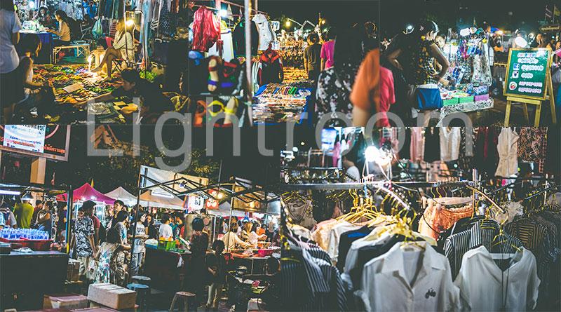 วิธีแต่งภาพถ่ายตอนกลางคืน ให้เป็นภาพแนวสตรีท ด้วยแอพ Lightroom บนมือถือ
