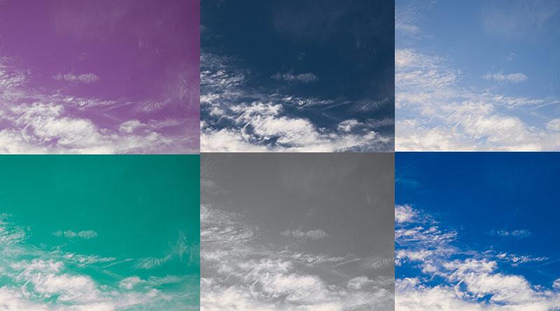 วิธีแต่งภาพท้องฟ้าให้เป็นโทนสีต่างๆ ด้วยแอพ Lightroom บนมือถือ