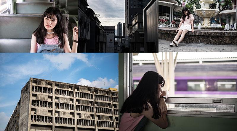 วิธีแต่งภาพเป็นโทน City โทนภาพคมๆ สว่างเข้ม ด้วยแอพ Lightroom