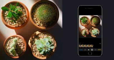 วิธีแต่งรูป เพิ่มความสดของสี บน iPhone ไม่ต้องใช้แอพ