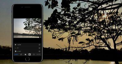 วิธีแต่งรูปทำโทนมืด เร่งสีให้จัดจ้าน บน iPhone ไม่ใช้แอพ