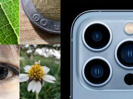 พรีวิว iPhone 13 Pro Max ถ่ายรูปมาโคร (Macro)